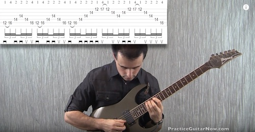 clean up sloppy sweep picking